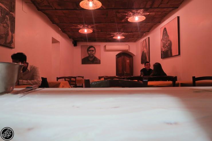 Osteria Da Fortunata - Rome Restaurant - Boring Cape Town Chick31