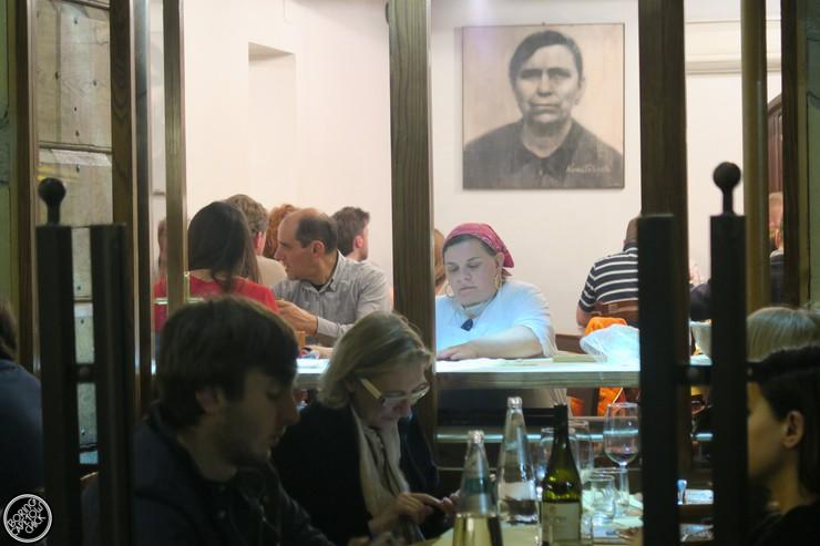 Osteria Da Fortunata - Rome Restaurant - Boring Cape Town Chick4