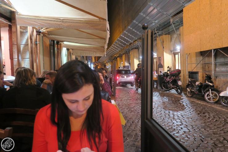 Osteria Da Fortunata - Rome Restaurant - Boring Cape Town Chick9