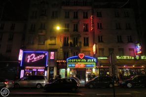 [18 SNL] Paris' Redlight District: Pigalle