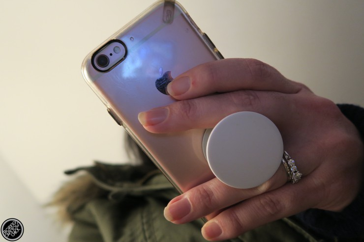 PopSocket - iPhone Handle - Boring Cape Town Chick 8