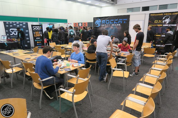 EGE - Electronic Games Expo - CTICC - Boring Cape Town Chick 1