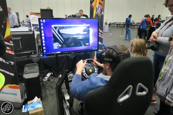 EGE - Electronic Games Expo - CTICC - Boring Cape Town Chick 15