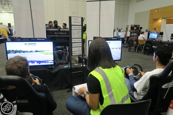 EGE - Electronic Games Expo - CTICC - Boring Cape Town Chick 16
