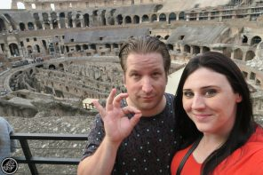 Visiting the Incredible Colosseum in Rome