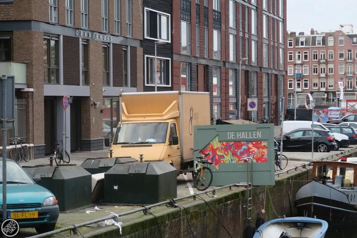 Hotel De Hallen - Review - Amsterdam - Boring Cape Town Chick 11