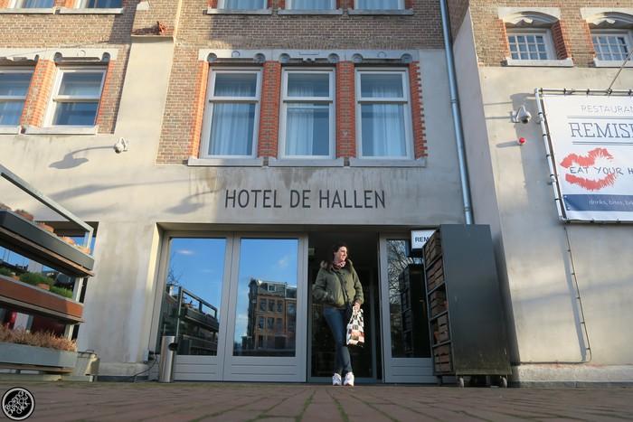Hotel De Hallen - Review - Amsterdam - Boring Cape Town Chick 32