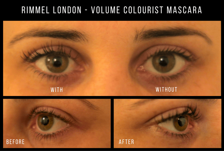 Rimmel volume mascara