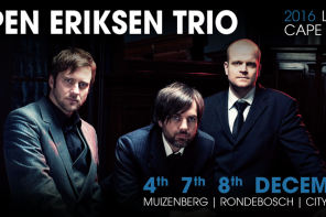 Love Jazz? Catch the Espen Eriksen Trio