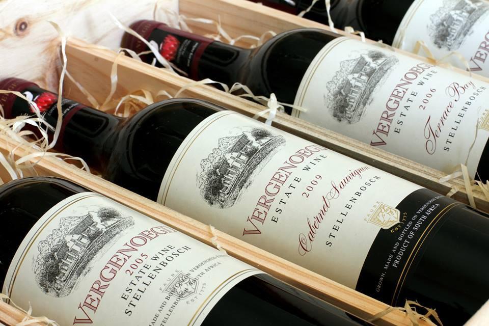 vergenoegd-wines