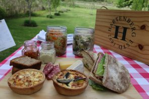 Raising My Mood with Hartenberg's Picnic Hamper