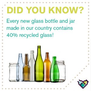 July Glass Recycling Company Challenge