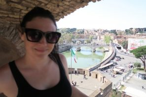 Exploring the Castle of he Holy Angel (Castel Sant'Angelo) in Rome