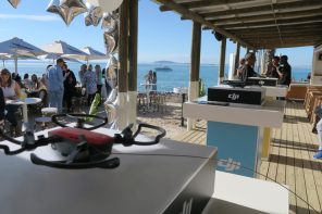 DJI Spark & WeFix Girls' Lunch at the Grand