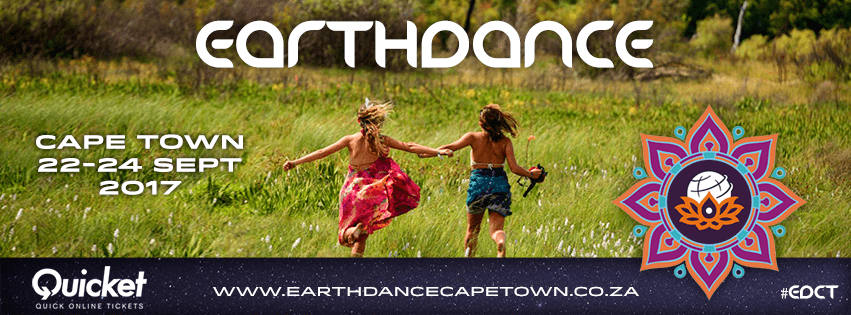 Earthdance 2017 Cape Town