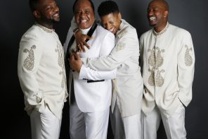The Drifters (USA) Live in Cape Town