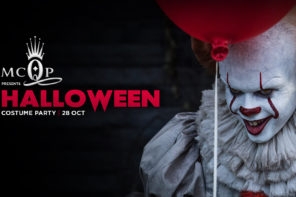 [WIN] Tickets to MCQP Halloween: IT Theme 2017