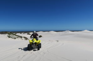 EPIC Day! Quad Biking in the Atlantis Dunes