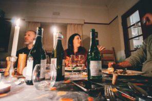 An Evening of Top Wine, Food & SA Jazz