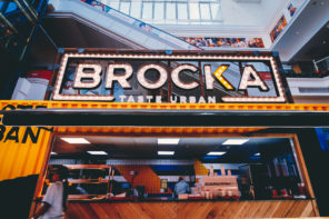 Canal Walk's New Burger Joint: BROCKA