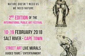 IPAF'S Open Call for Urban Artists: Cape Town