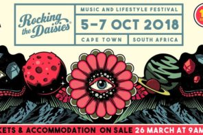 Awesome New Changes for Rocking the Daisies 2018
