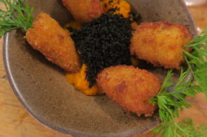 Cutest Arancini Ever? New Winter Menu at Terra del Capo