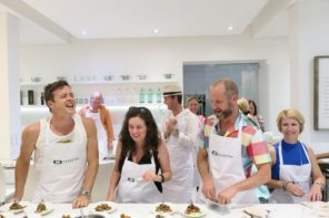 WIN A Cooking Class For Two with Ginger & Lime