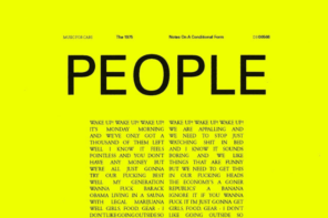 The 1975's People: So 90's, So Manson