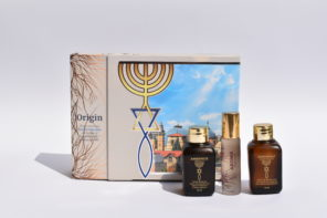 Holy Shaya: Holy Oils from the Middle East