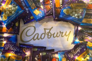 WIN with Cadbury's Festive Range
